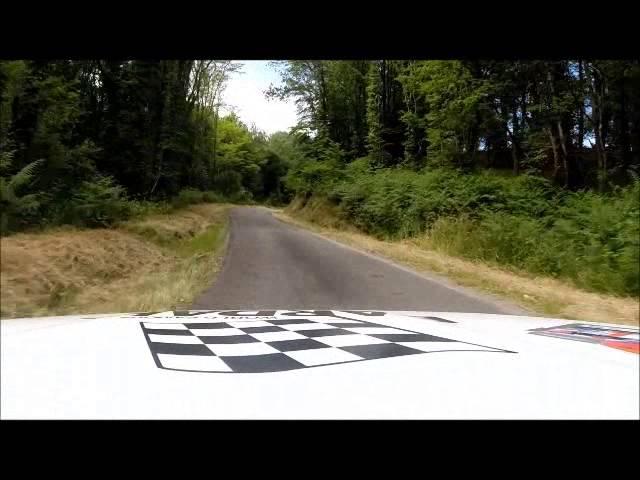 Rallye de bretagne plouay 2014 - HMC LOHEAC