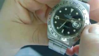 Rolex Explorer II 16570 Review Stianless Steel Watch