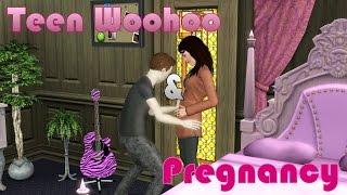 Sims 3: Teen Woohoo & Pregnancy