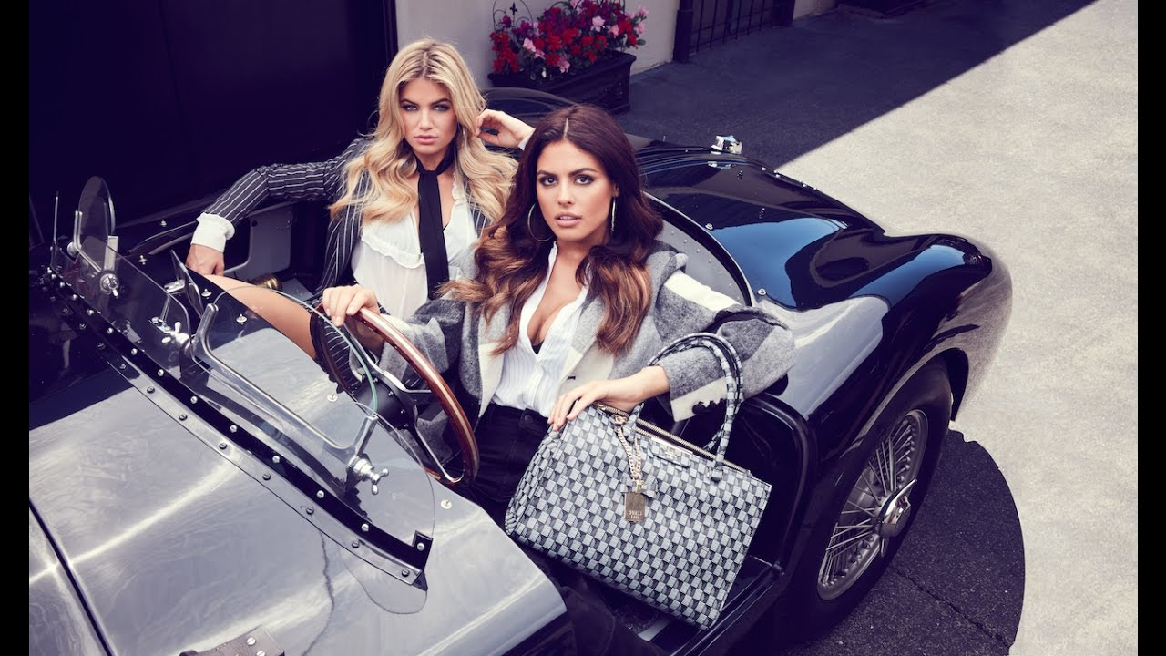 GUESS Accessories Holiday 2016 Campaign - YouTube 2878eb5e36