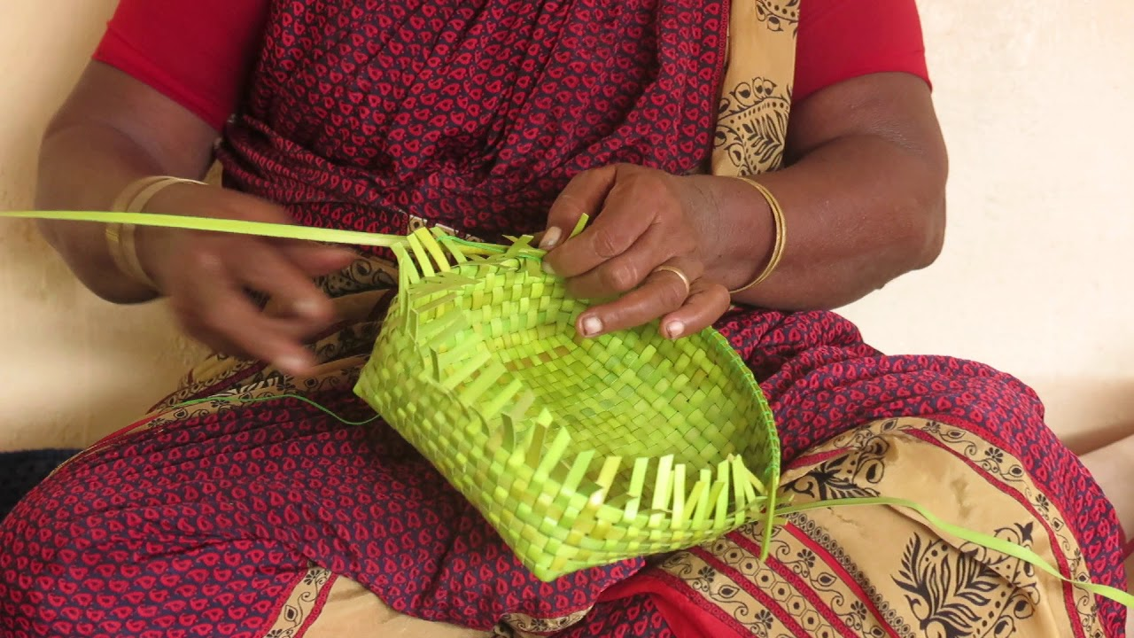 Kottan Baskets - Dastkari Haat Samiti — Google Arts & Culture