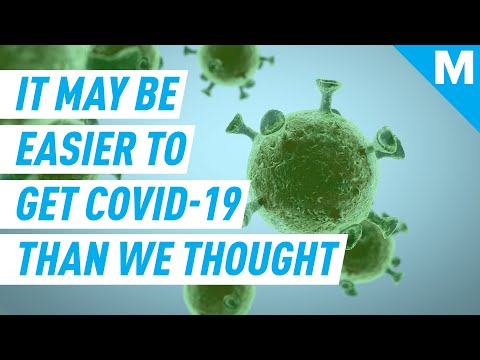 Coronavirus Is Even More Contagious Than We Thought | Mashable News