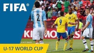 Argentina no match for Sweden, Berisha