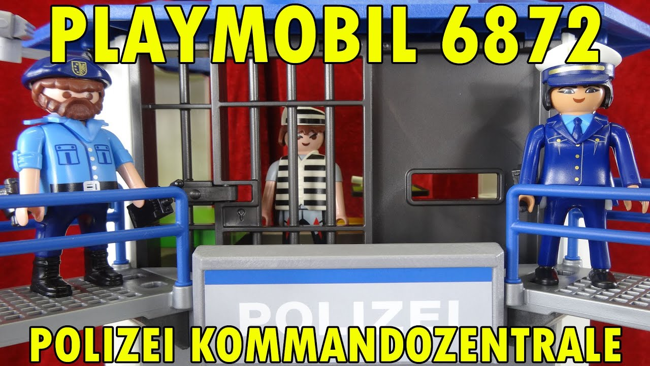 playmobil polizei videos deutsch