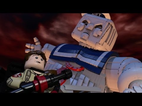 Lego Ghostbusters  classical Lego Movies Cartoons about Lego for the kids