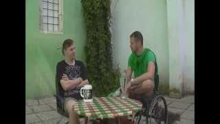 Malé - velké Znojmo 12.díl - Jan Matoušek (Sledge hokej)