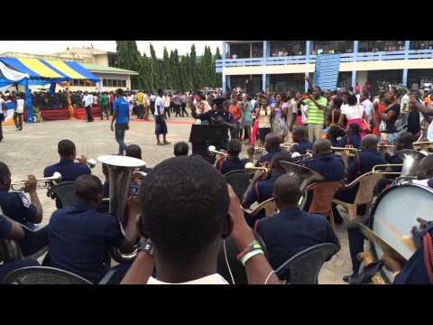 Band Master Adjeman-Badu Koforidua Police Band