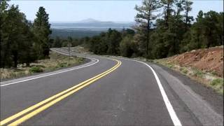 Day 50 -- 05/22/2012 -- Tusayan, AZ (Towards the Grand Canyon)