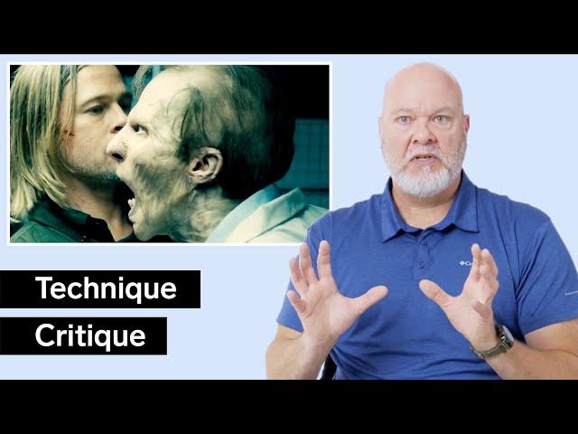 Disease Expert Breaks Down Pandemic Scenes From Film & TV | WIRED