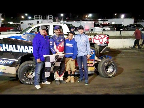 Modifieds at Middletown 2017  Jimmy Horton Wins Opener