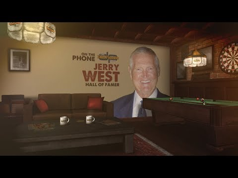[Jerry West] The Lakers had a ton of injuries this year my goodness... they have some really nice people over there.. my son works there [for the Lakers] and when he and I talk, it pains him to see some of the stuff that's written and in many cases it's not fair.