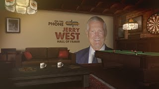 Jerry West Talks Clippers, Zion, & More w/Dan Patrick | Full Interview | 4/17/19