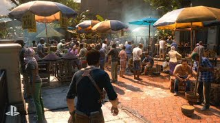 Uncharted 4: A Thief's End -- Official E3 Gameplay Demo (E3 2015)