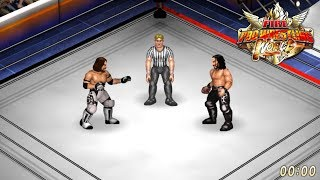 AJ Styles vs yangın Güreş Dünya - Seth Rollins