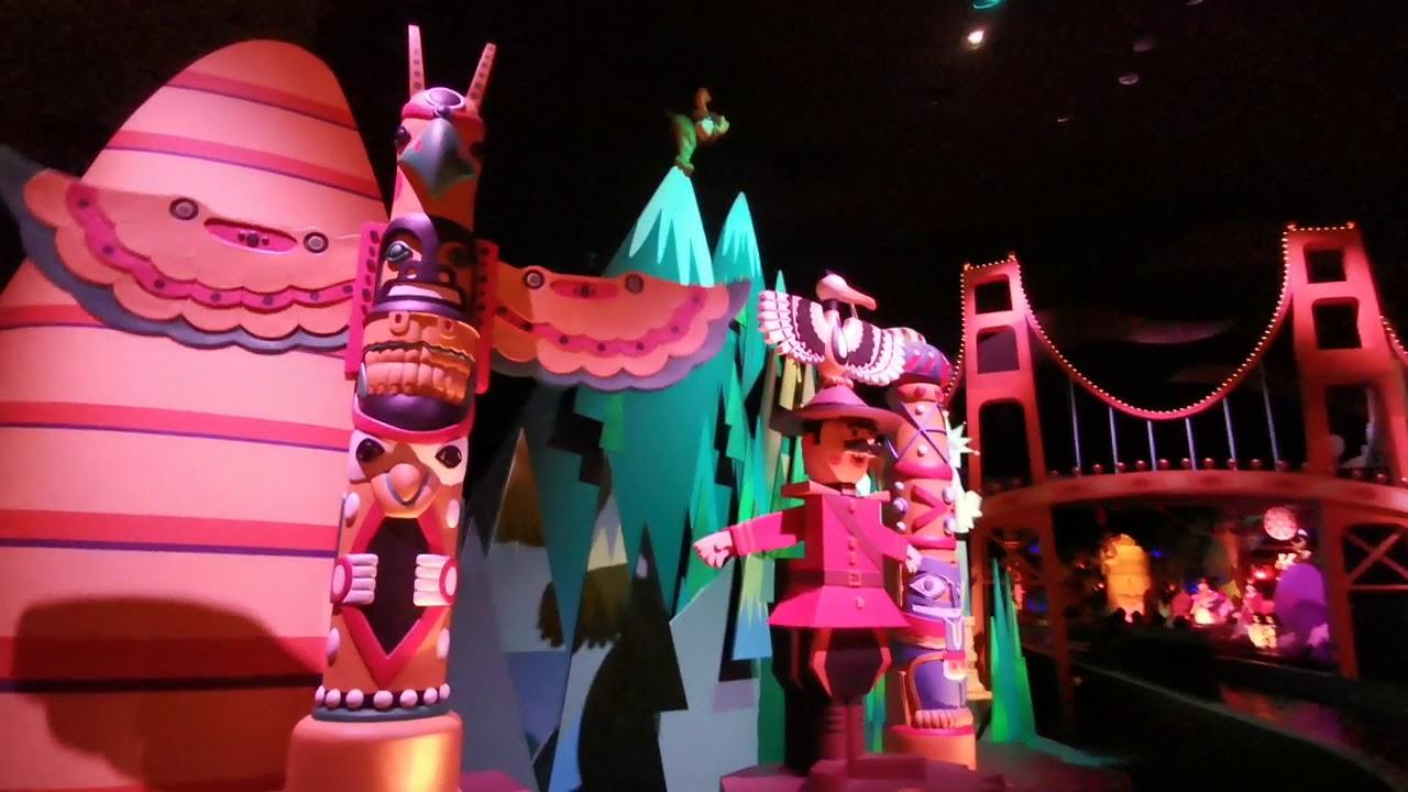 迪士尼小小世界-Disneyland Small Small World - YouTube