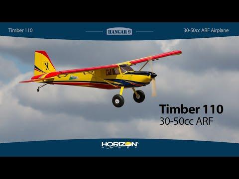 hangar-9®-timber®-110-30-50cc-arf