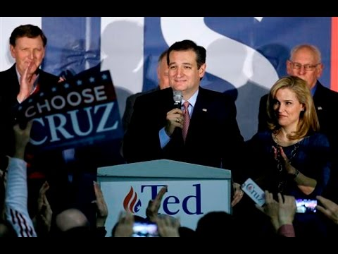 Ted Cruz: Tonight is a victory for courageous conservatives