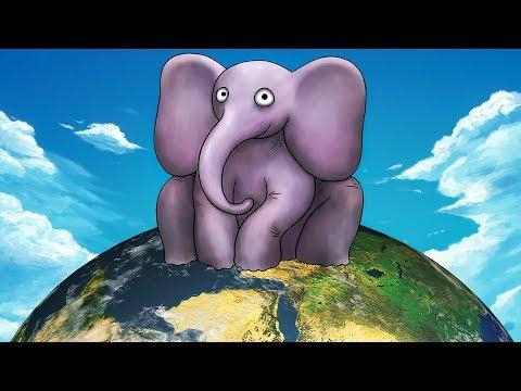 Супер СЛОН съел всех чтобы спасти Африку. ИГРА Tasty Planet Forever #3 на Игрули TV