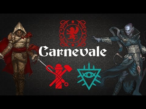 TTCombat - Lets Play Carnevale