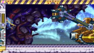 Megaman ZX - Lurerre/Model L (Area F) (Hard Mode)