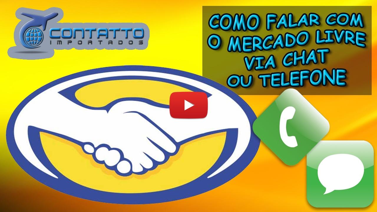Como Falar Com Mercado Livre Via Chat Ou Telefone