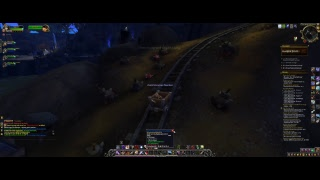 WOW: Battle for Azeroth Levelin with Rouge