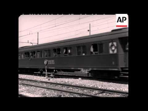 RAILWAYS - B/W - NO SOUND