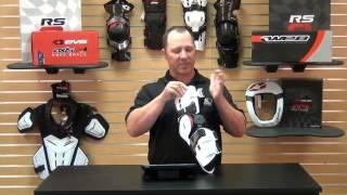 evs sports rs8 pro knee brace review