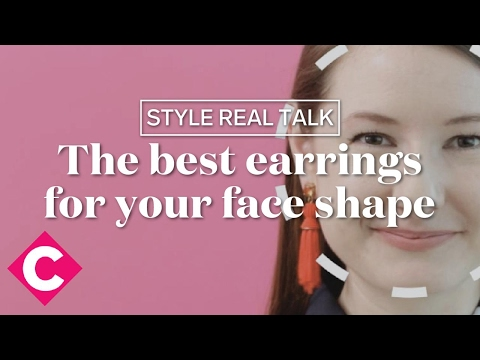 The Best Earrings For Your Face Shape | Style Real Talk