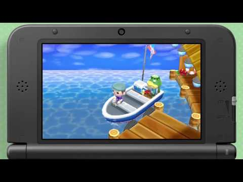 Animal Crossing New Leaf - Trailer commercial - America