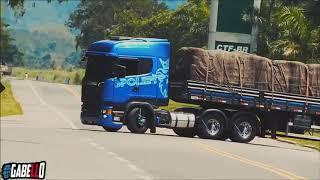 Gambar cover Vídeo de caminhão para status. Scania #GABELLO