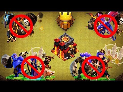 Town Hall 10 (Tested In 15 Wars) BEST WAR BASE 2019 AnTi 3 Star [AnTi All Combo]   Clash Of Clans