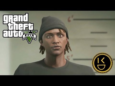 GTA 5 Online ➝ XpertThief Character Creation [Character Customization]