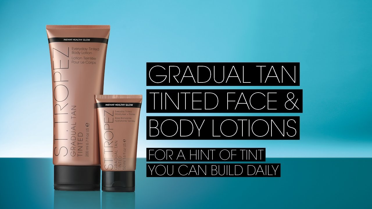 How to apply tanning moisturiser