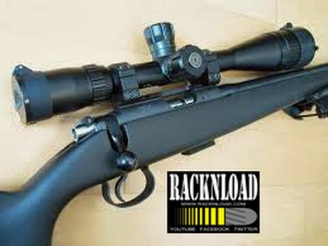 CZ 452 Silhouette .22 **FULL REVIEW** by RACKNLOAD
