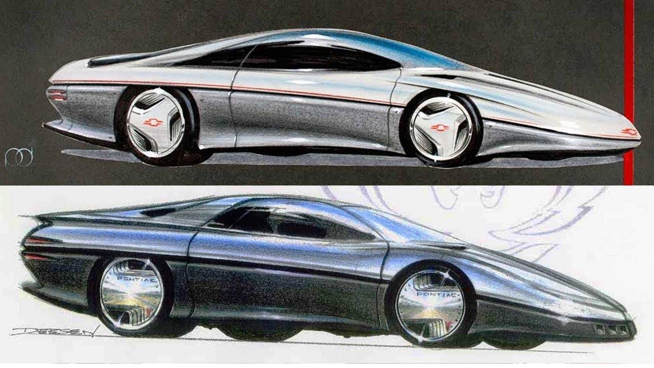 Front Wheel Drive Gm80 Chevrolet Camaro Pontiac Firebird