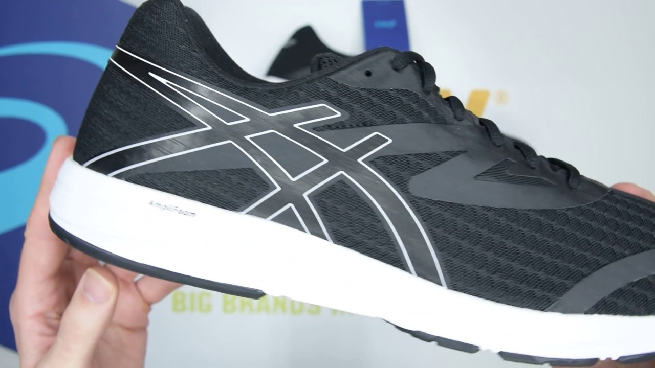 ASICS Amplica - Black White - Unboxing | Walktall