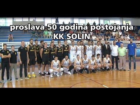 325. Emisija Školska Liga -proslava 50 Godina Postojanja KK Solin