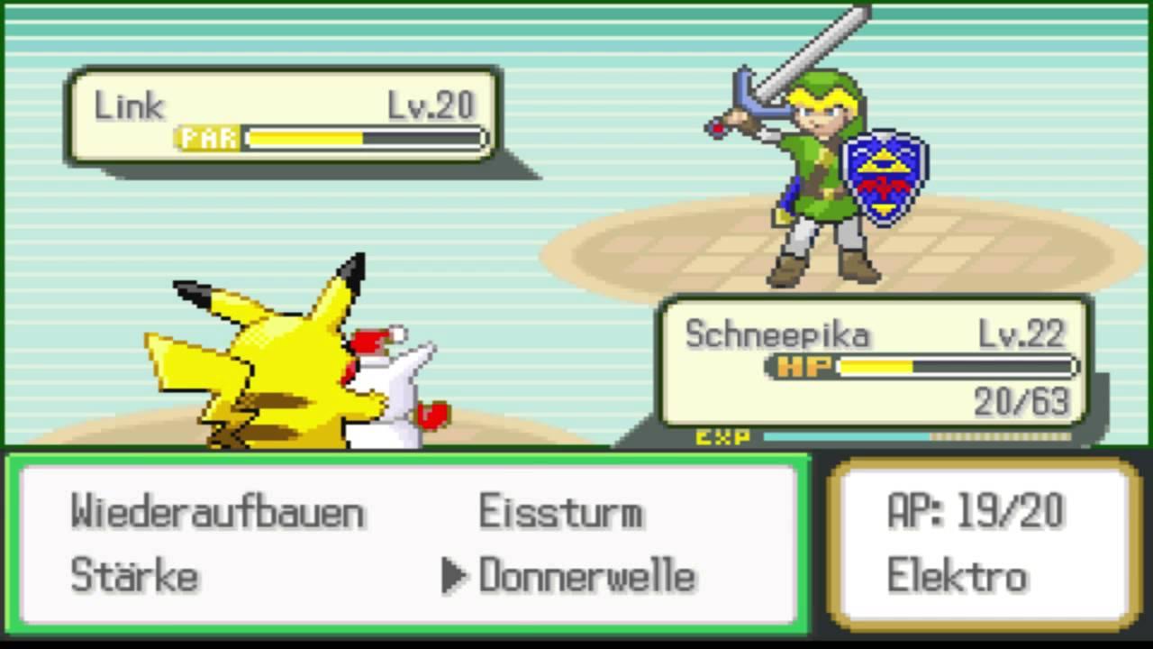 Pokemon <b>pokemon</b> - feuergrün [german/hd] #006 die vergangenheit <b></b>