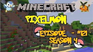 Minecraft: Pixelmon - Эпизод 121 - Новые цены в магазине (Pokemon Mod)