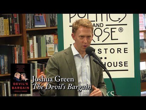 "Joshua Green, ""The Devil's Bargain"""