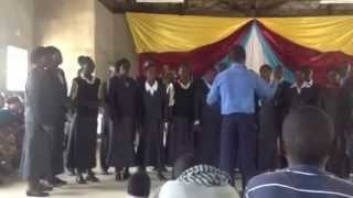 Michinka S.D.A church choir