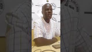 Minister Tangara Puts Us In Suspense