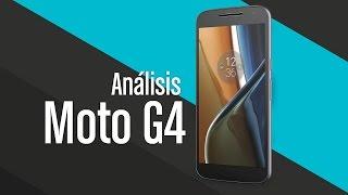 Motorola Moto G4: Análisis, características y opinión en español