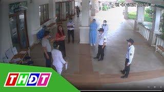 Đánh bảo vệ bệnh viện khi được yêu cầu đo thân nhiệt   THDT