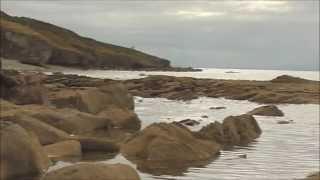 Covesea Beach Lossiemouth
