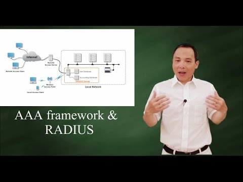 AAA Framework And RADIUS