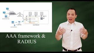 AAA framework and RADIUS