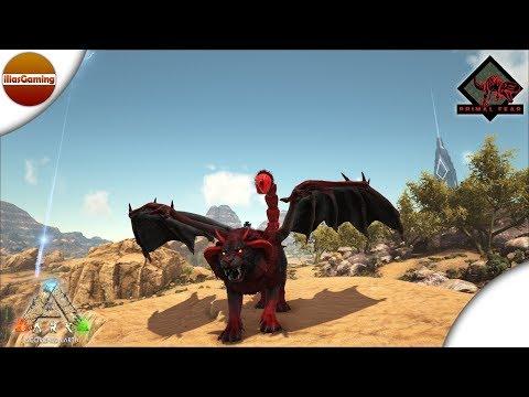 Κάνουμε tame Apex Manticore! ARK Scorched Fear E28 (Greek gameplay)