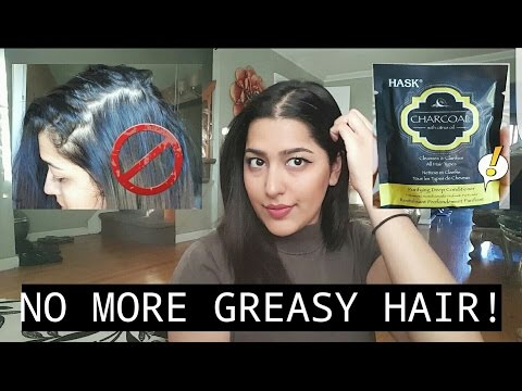 get-rid-of-greasy-hair-fast!-|-hask-charcoal-purifying-deep-conditioner-first-impression-&-review